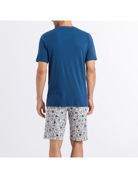 Pijama corto hombre 100%...