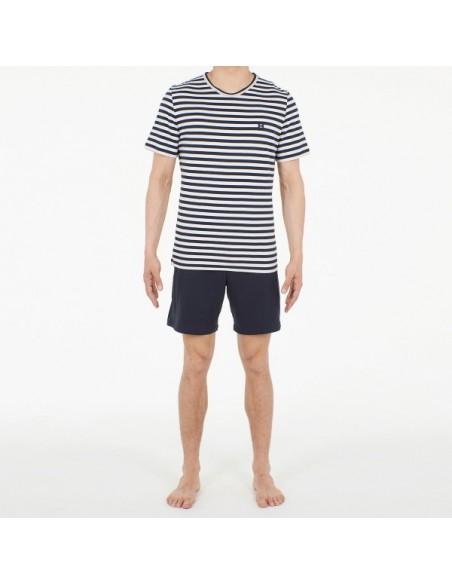 Pijama corto hombre HOM...