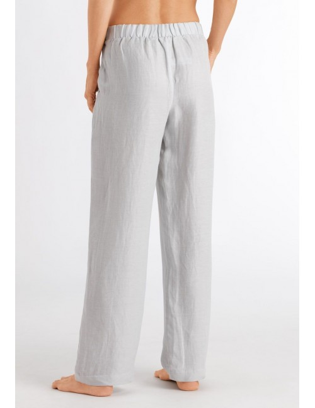 Pantalón de verano de lino...