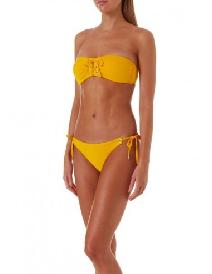 Bikini bandeau de Melissa...