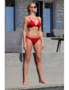 Braguita de bikini costuras...