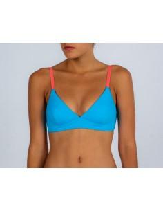 Sujetador bikini triangular...