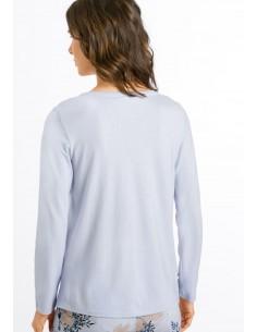 Camiseta pijama de modal y...