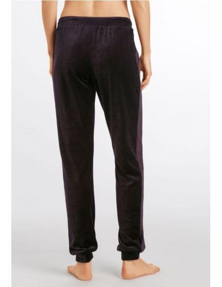 Pantalons casual de vellut...