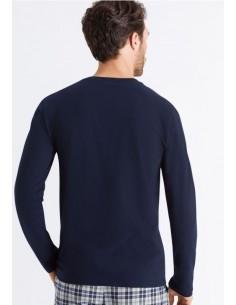 Camiseta de manga larga de...