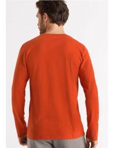 Camiseta manga larga Hanro