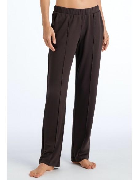 Pantalón suave de fibras...