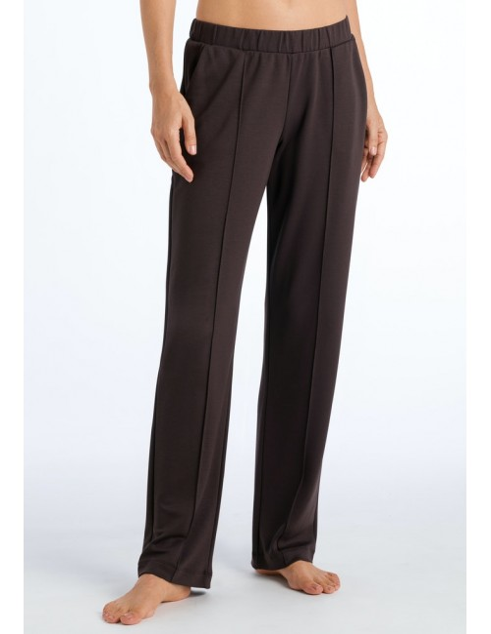 Pantalons suaus de fibres...