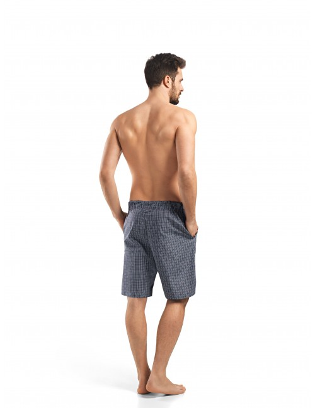Pantalón corto de tela...