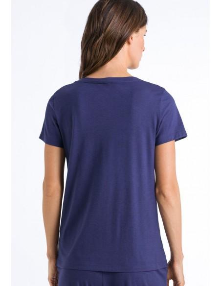 Camiseta de micromodal de...
