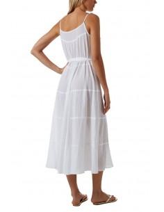 Vestido minimalista de...