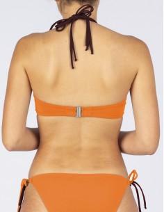 Sujetador bikini banda de...