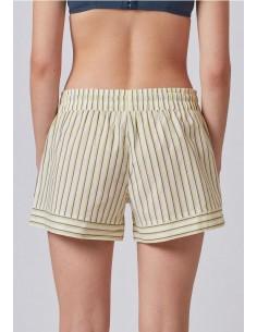 Pantalones cortos de pijama...